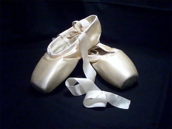 Perfect Pointe Shoes