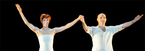 Sylvie Guillem & Russell Maliphant in Push