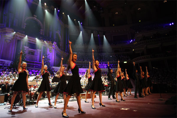 West End Kids At The Albert Hall