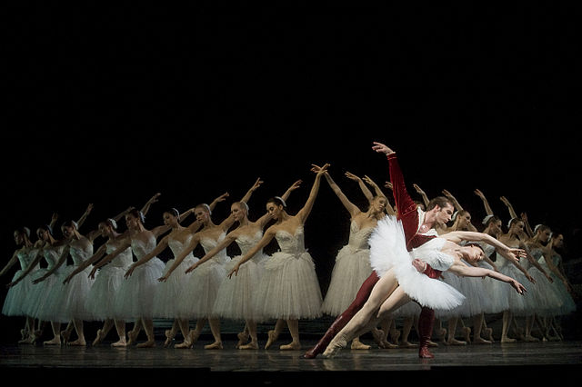 Swan Lake - Royal Swedish Opera