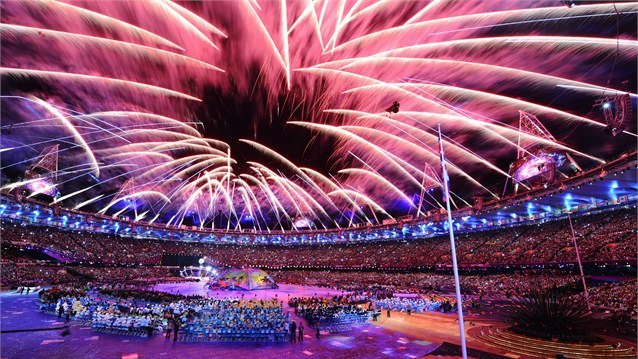 Paralympic Games 2012 Opening Ceremony