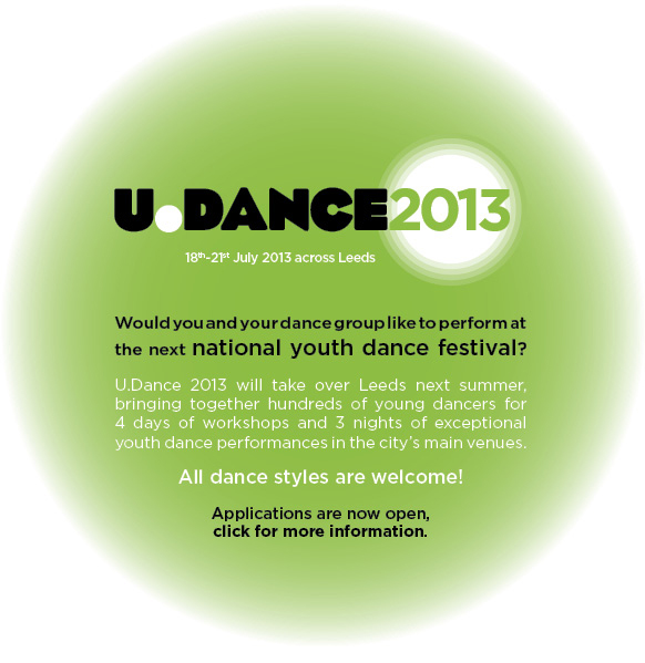 U.Dance 2013