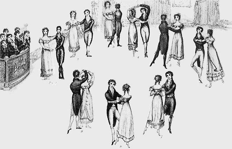 "Thomas Wilson's ""Correct Method of German and French Waltzing"" (1816)"
