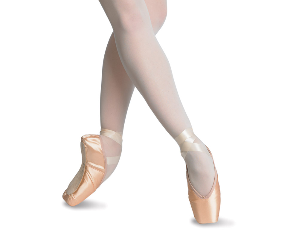 Bloch Axis Pointe Shoes