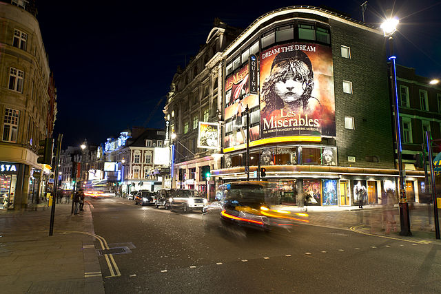 London's West End Theatre Scene