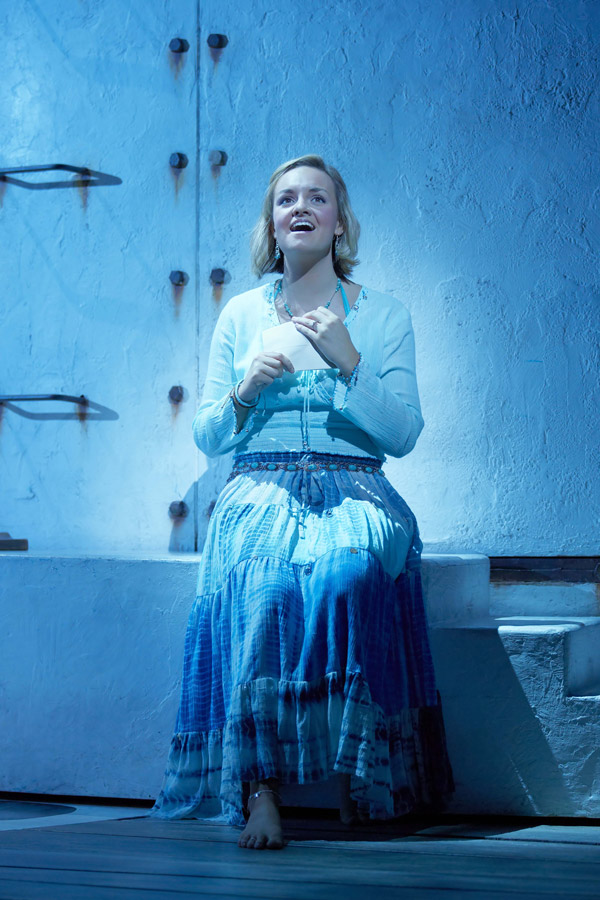 Charlotte Wakefield in Mamma Mia! The Musical