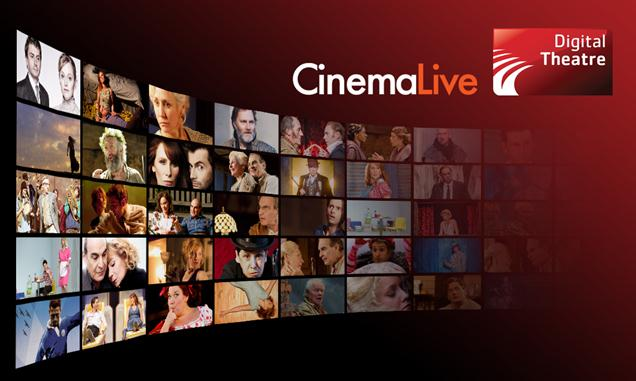 Digital Theatre & CinemaLive