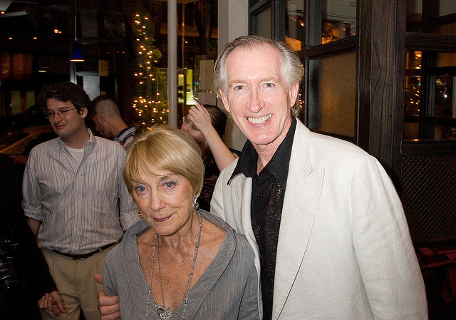 Gillian Lynne with Peter Land (2008)