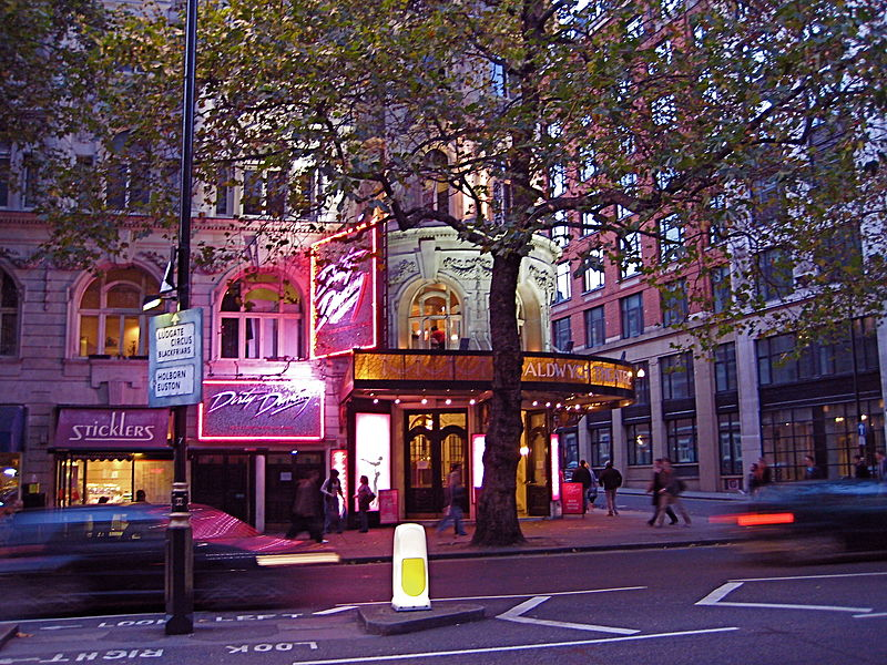 Dirty Dancing - Aldwych Theatre