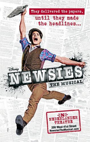 Newsies - The Musical