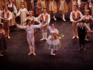 ENB's 2008 Production of Coppelia