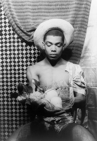 Portrait of Alvin Ailey (1955)