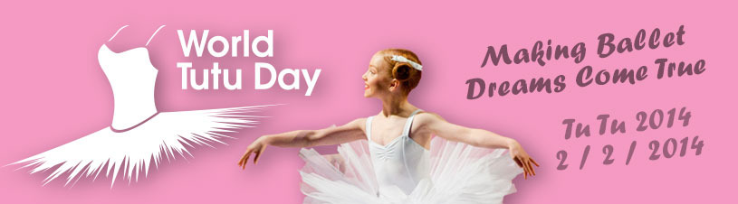 World Tutu Day 2014