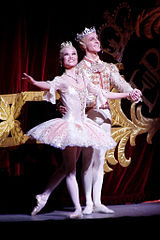 Steven McRae and Miyako Yoshida Performing in The Nutcracker