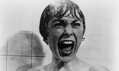 Janet Leigh Screaming!