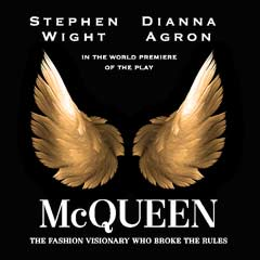 McQueen at the St James Theatre