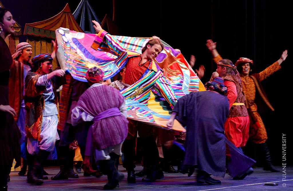 Joseph and the amazing technicolor dreamcoat celebrates 50 years