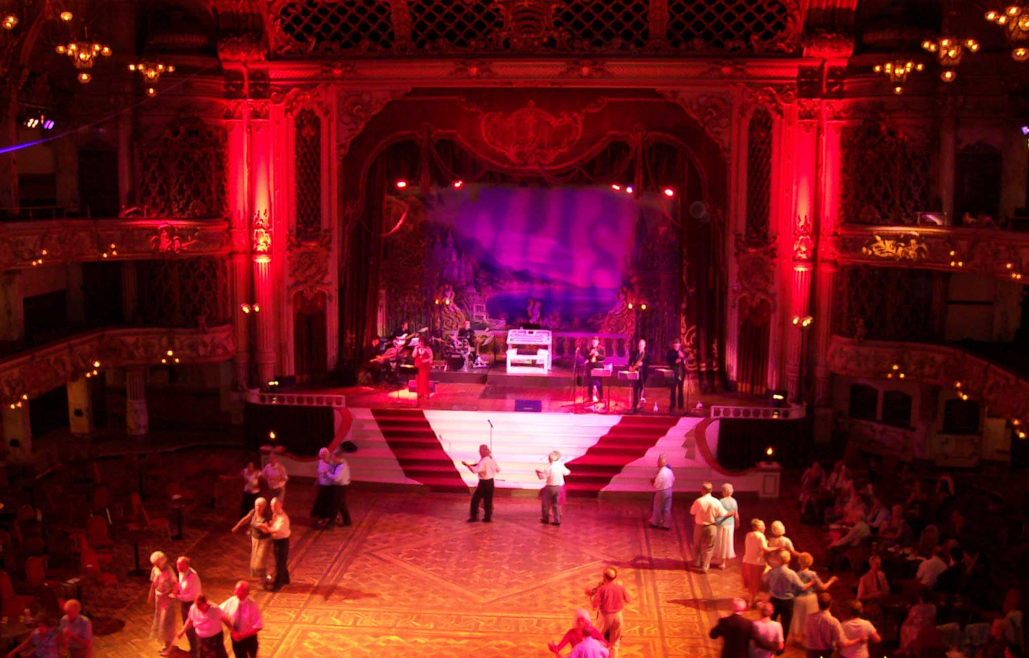 blackpool tower ballroom wallpapers - photo #5